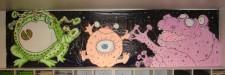 Alien bulletin board ideas