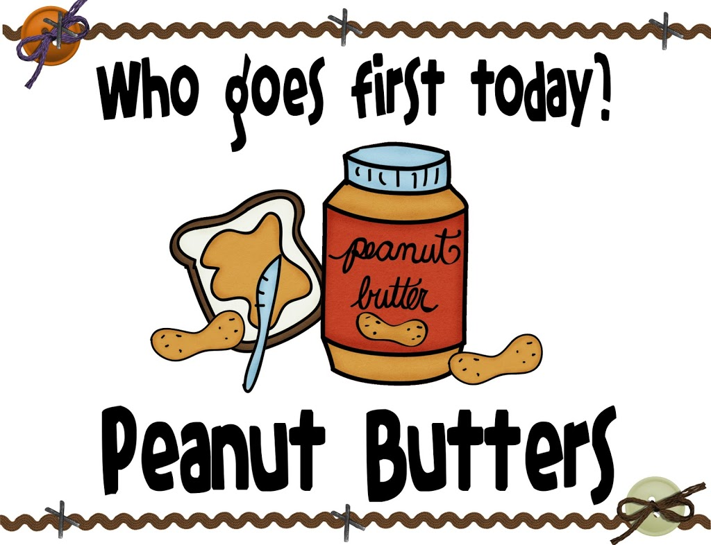 Do you Peanut Butter and Jelly?      We do!