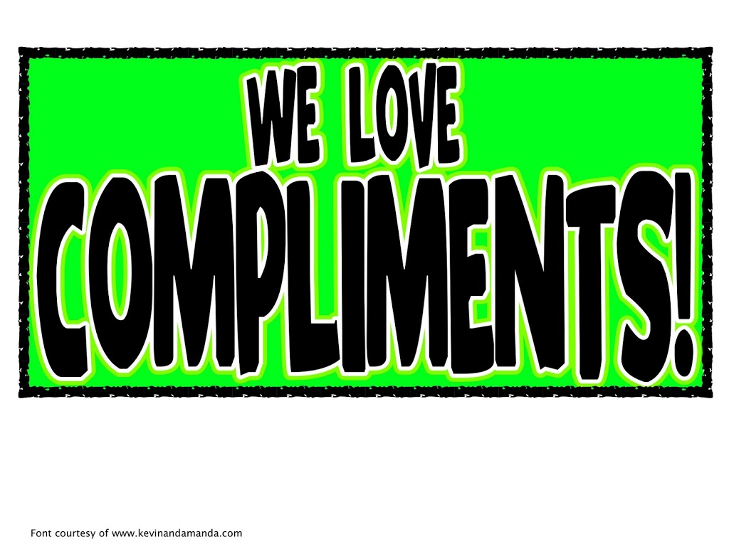 Dating compliments