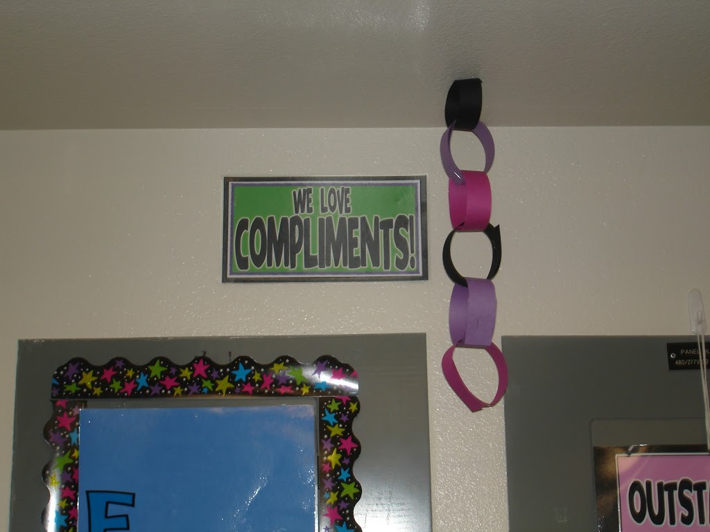 Compliment Chain!