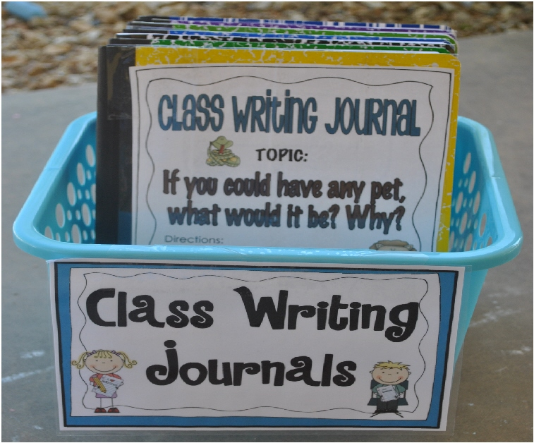 Whole Class Writing Journals!
