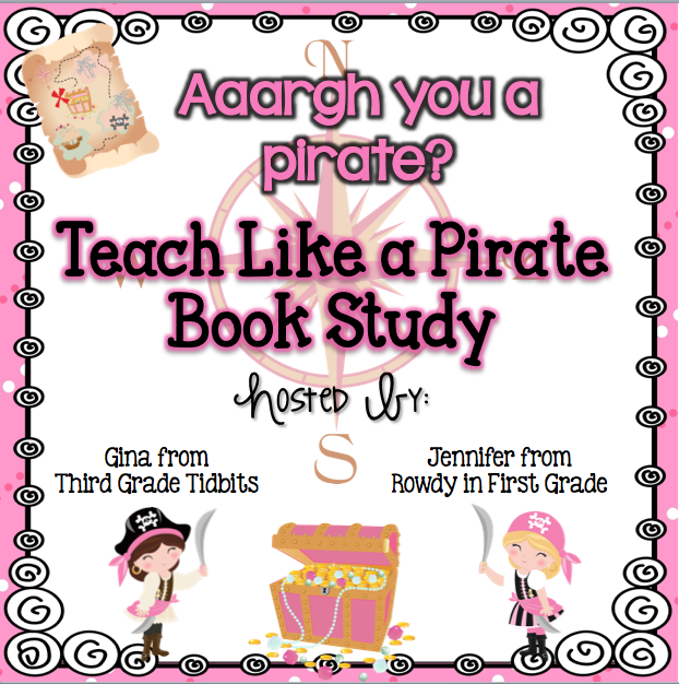 Shiver Me Timbers!  It's A Book Study!!