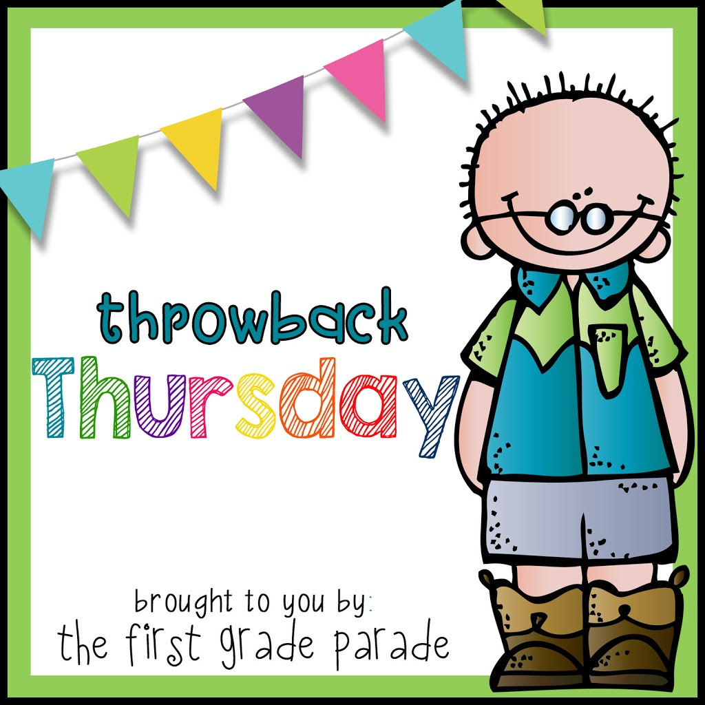 Throwback Thursday- Writer's Workshop