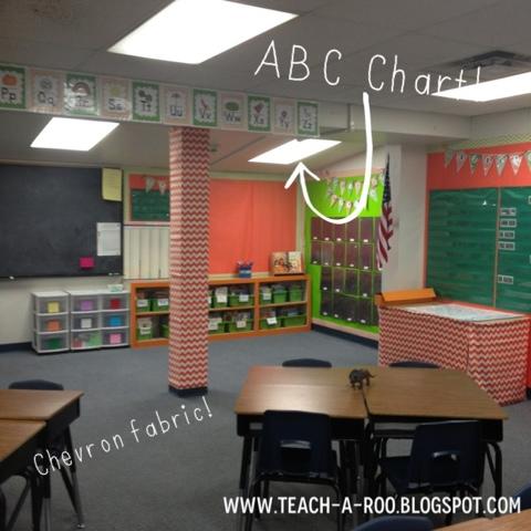 Dino-Mite Classroom Reveal!