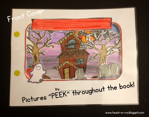 Peek-A-Boo Layered Books