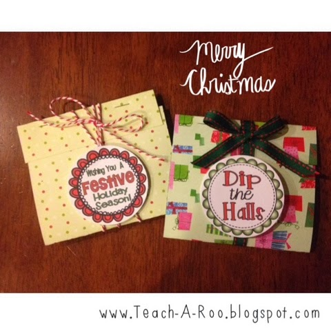 Dip the Halls!! – Freebie!