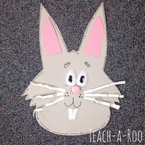Easter Bunny Craft Freebies!