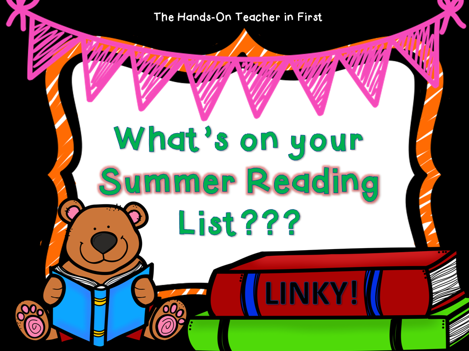 What I'm Reading this Summer… Summer Reading Linky!