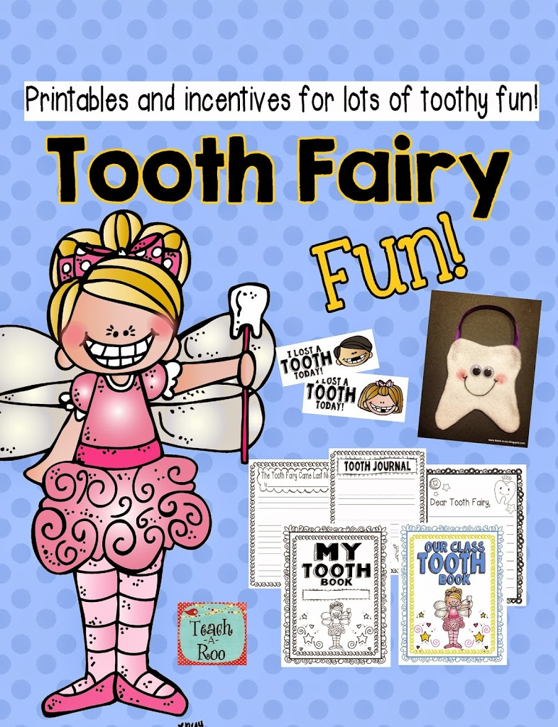 Tooth Fairy Ideas for Teachers