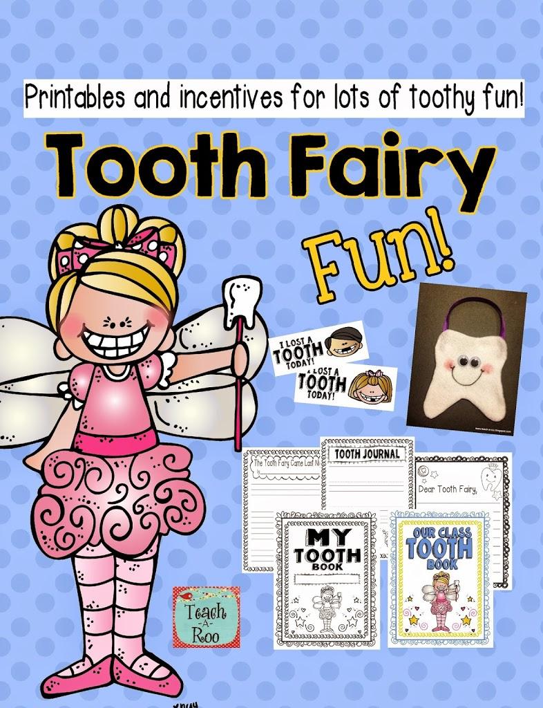 Tooth Fairy Ideas for Teachers