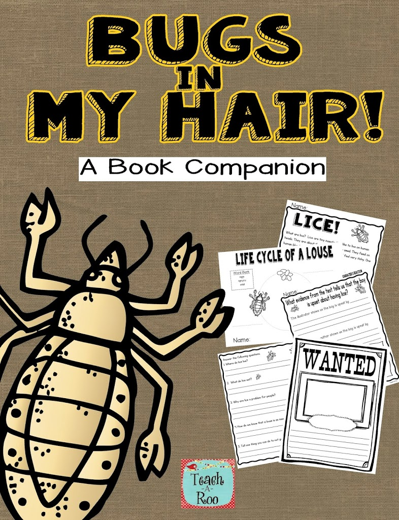 Bugs in My Hair! If you can't beat them, TEACH them, right?