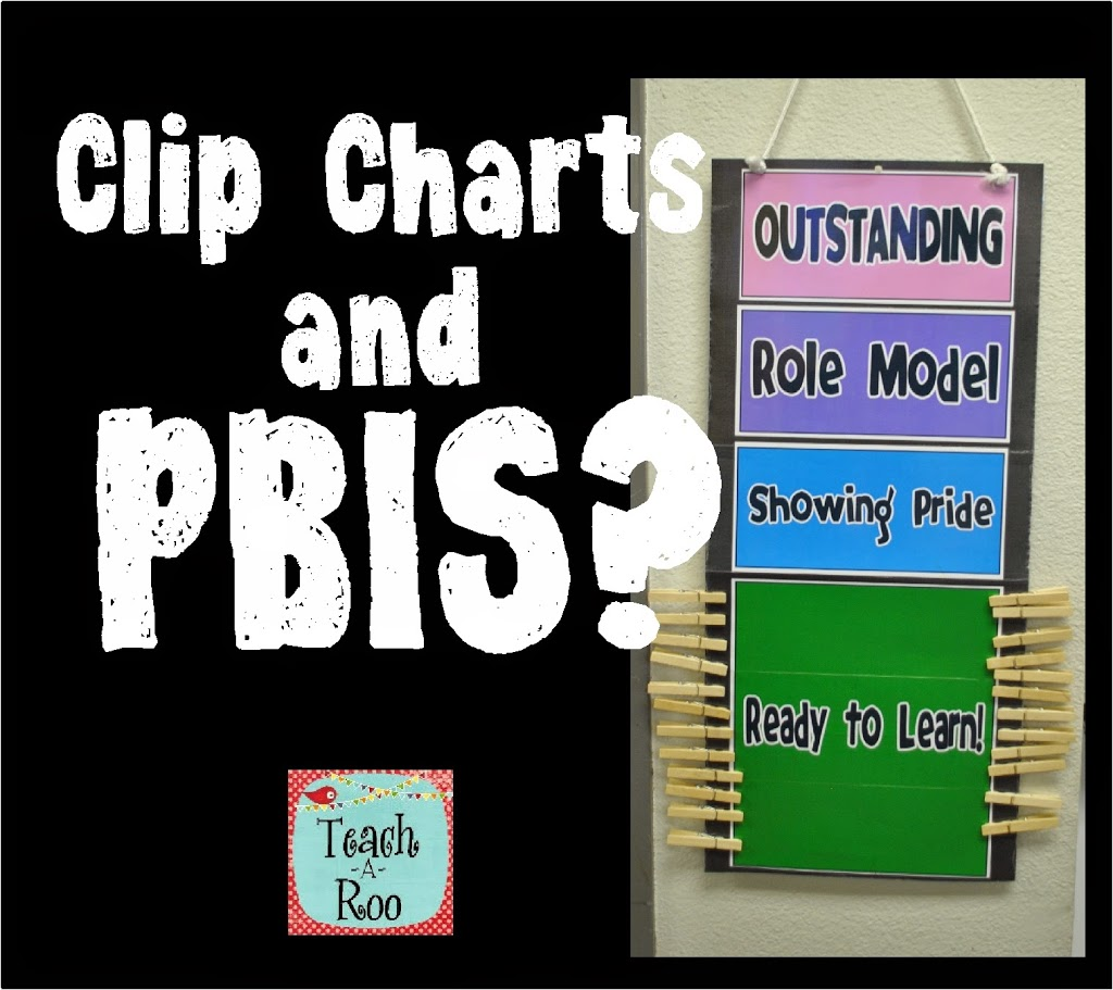 Clip Charts and PBIS Behavior Management