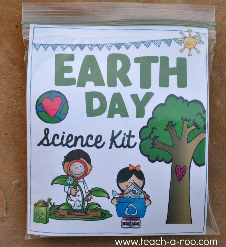 Earth Day Sicence