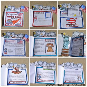 INSIDE PAGES OF US SYMBOLS TEXT