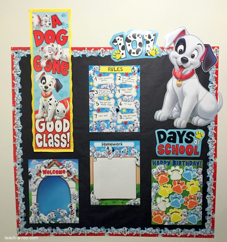 Disney Classroom Bulletin Board Ideas