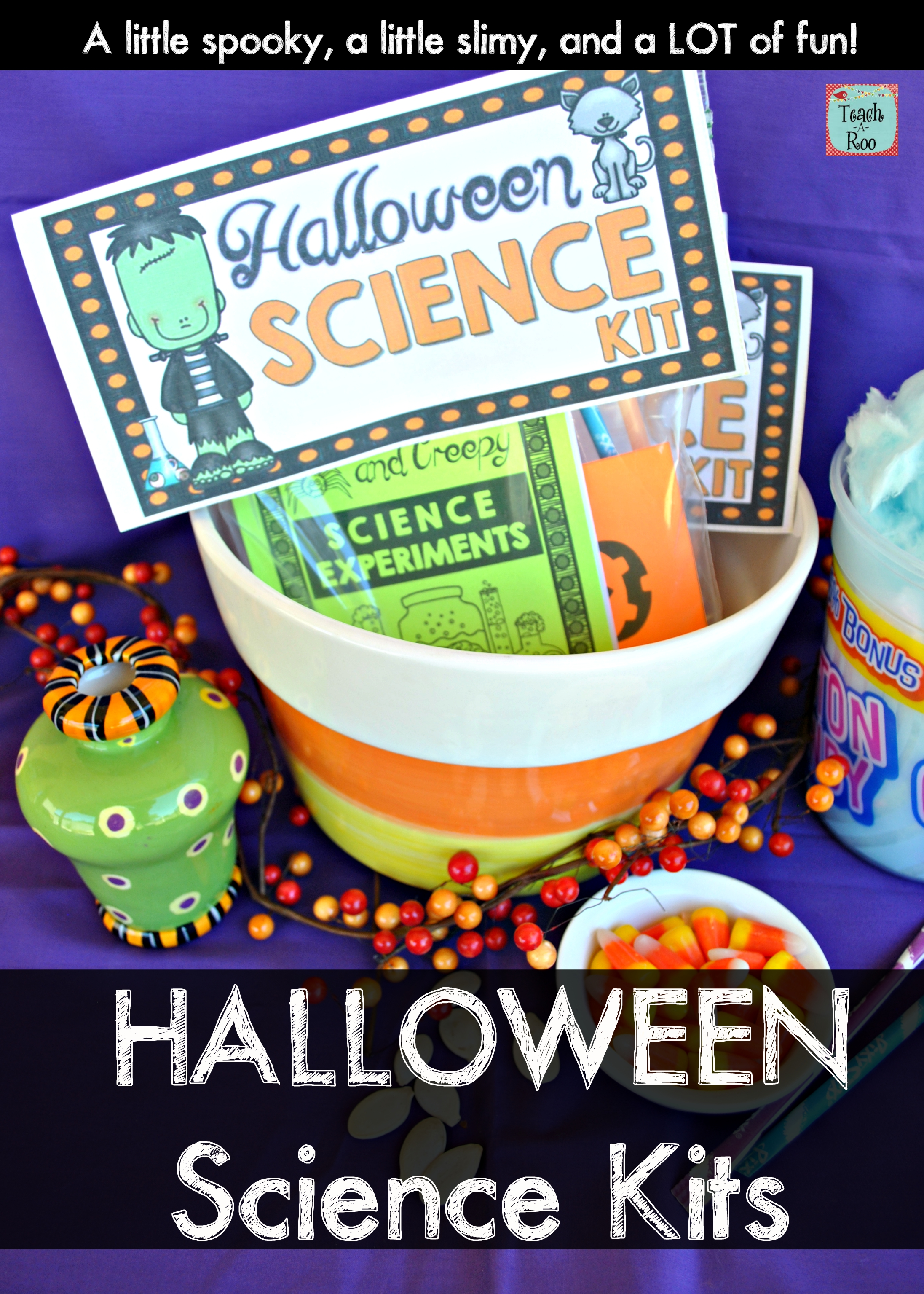 Halloween Science- Kits