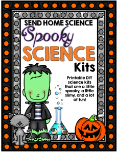 Science for Halloween