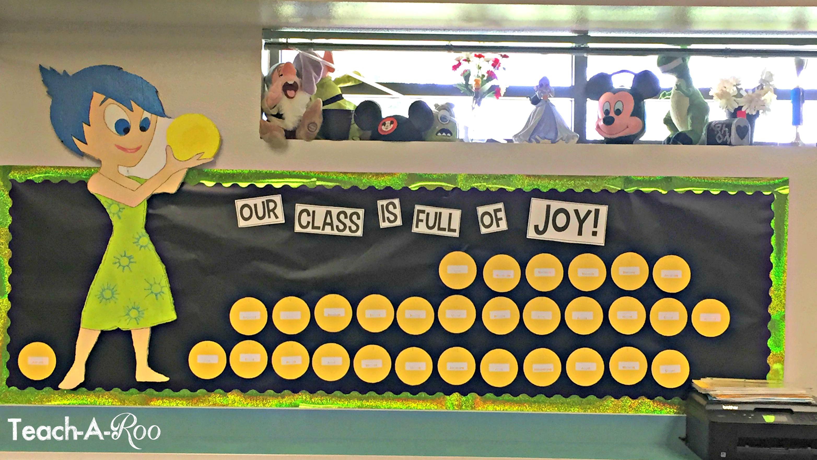 Classroom Wish List Ideas : Disney classroom ideas teach a roo